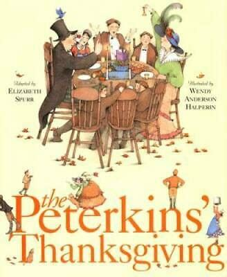 Read Books The Peterkins' Thanksgiving Online