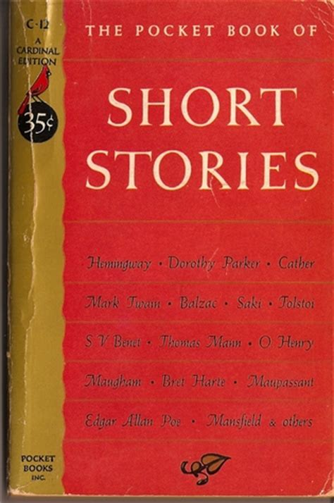 Read Books The Pocket Book of Short Stories: American, English and Continental Masterpieces Online
