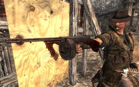 Tommy-Gun The Saboteur Tommy Gun