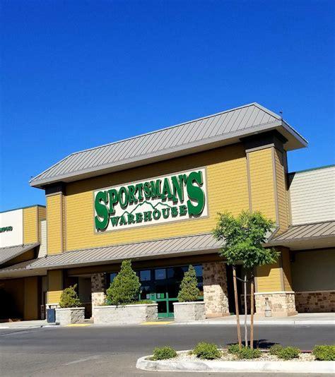 Sportsmans-Warehouse The Sportsman Warehouse Fresno.