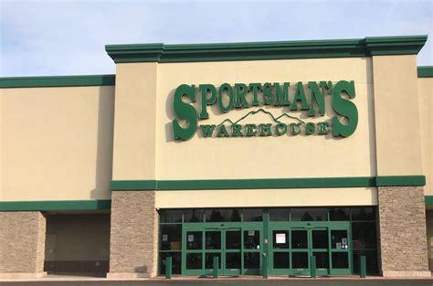 Sportsmans-Warehouse The Sportsman Warehouse Spokane Wa.