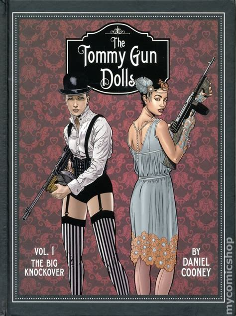 Tommy-Gun The Tommy Gun Dolls Comic.