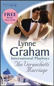 Read Books The Veranchetti Marriage Online