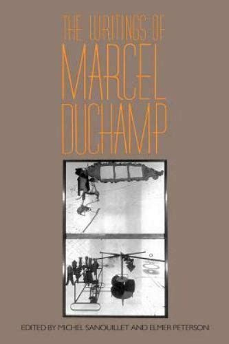 Read Books The Writings of Marcel Duchamp Online