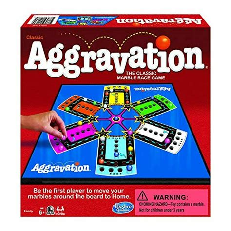 The Game Aggravation