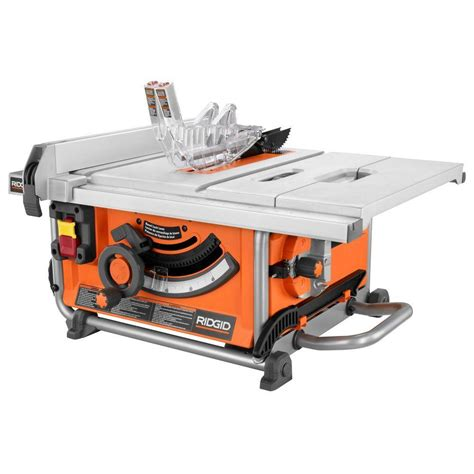 The Home Depot Table Saw