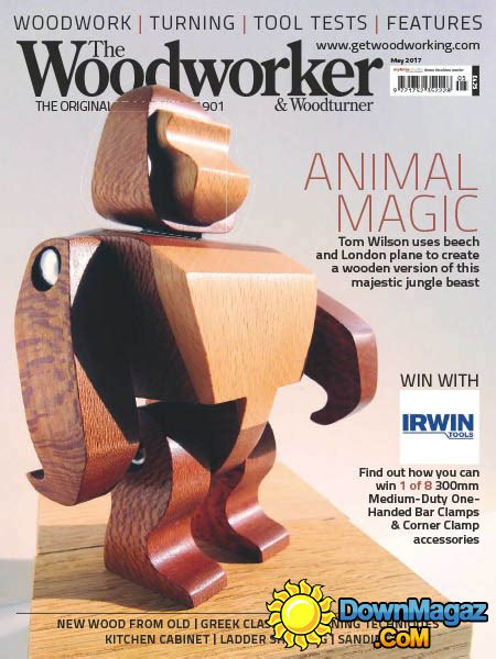 The Woodworker Woodturner