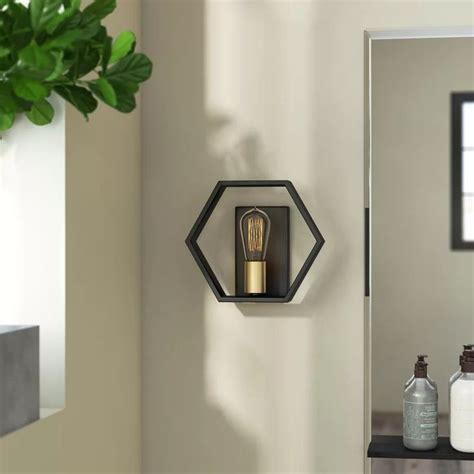 Themis 1-Light Arm Sconce