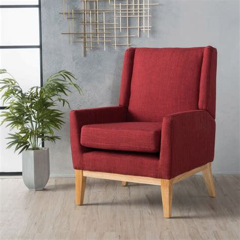 Thierry Wingback Armchair