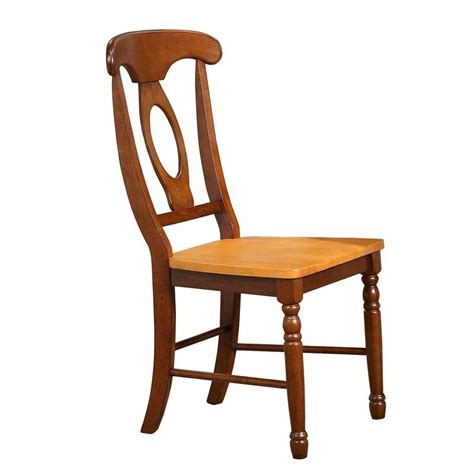 Thoma Napoleon Solid Wood Dining Chair (Set of 2)