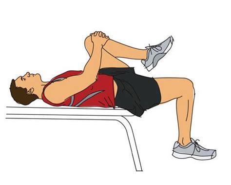 thomas test for hip flexor tightness anterior pelvic tilt muscles