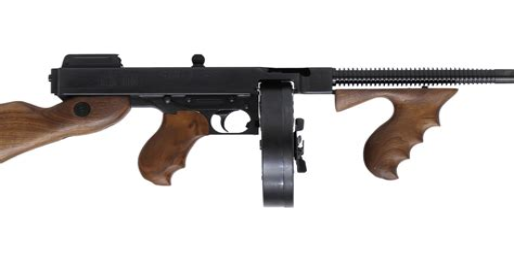 Tommy-Gun Thompson Semi Auto Tommy Gun.