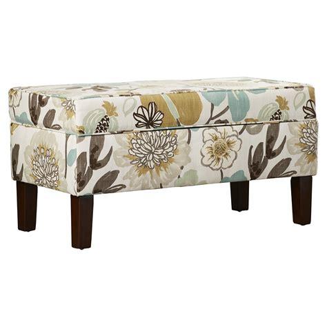 Thurston Upholstered Storage Bench