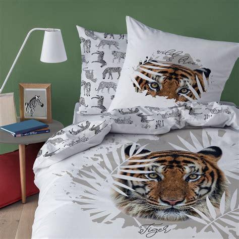 Tiger Bettwäsche