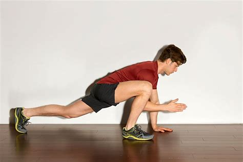 tight hip flexor exercises for sprinters vs marathoners in training