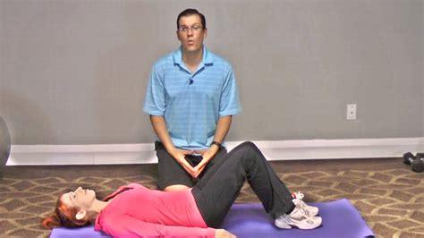 tight hip flexor tests for msa group
