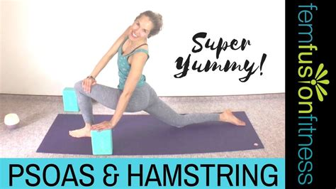 tight hip flexors and tight hamstrings exercise hips youtube