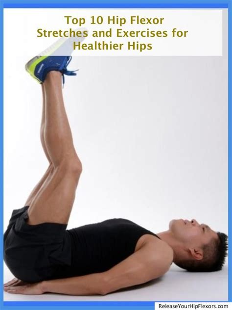 tight hip flexors exercises for hurdles clipart