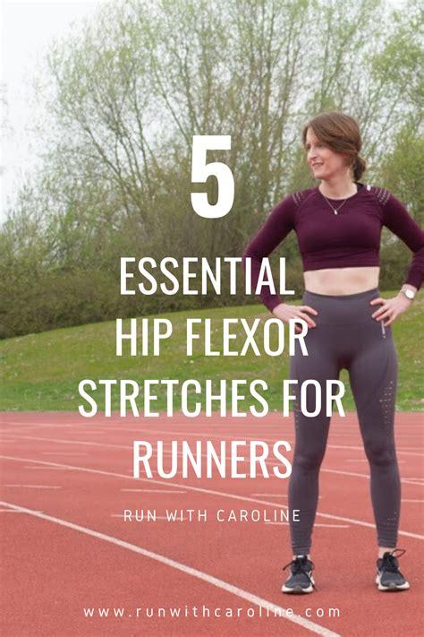 tight hip flexors when running