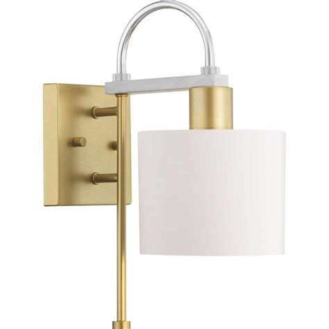 Tilsworth Contemporary 1-Light Wall Sconce