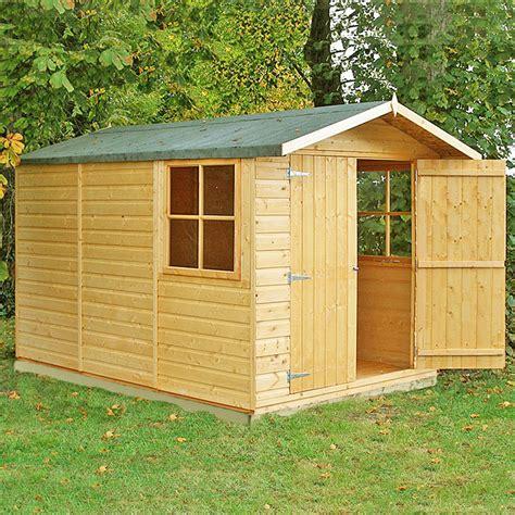 Timber Storage Sheds