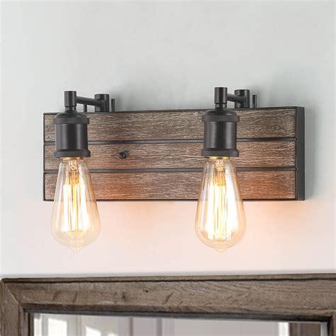 Timsbury Indoor Wall 2-Light Vanity Light
