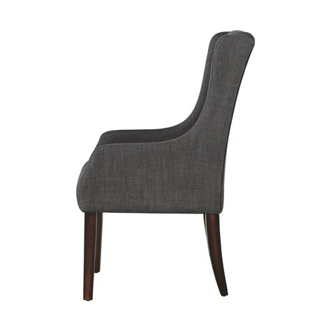 Tinley Linen Sloped Armchair