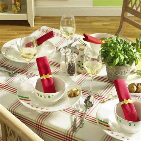 Tisch Italienisch