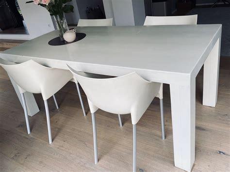Tisch Weiß Holz