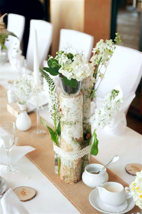 Tischdeko Für Hochzeiten Ãœber 40 Mustertische Ansehen
