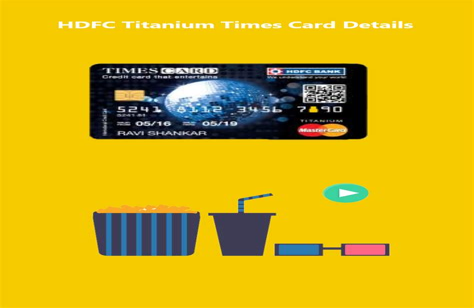 Titanium Credit Card Hdfc Features Titanium Times Card Hdfc Bank