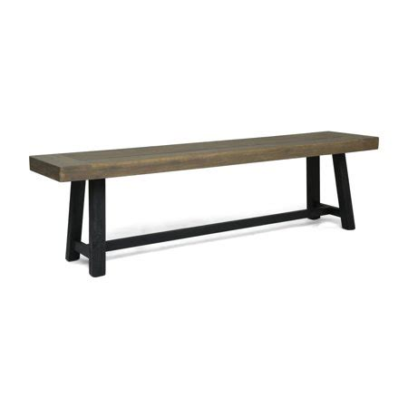 Toby Wooden Bench