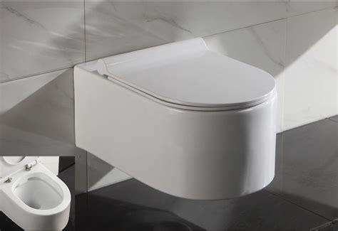 Toilette Wandmontage