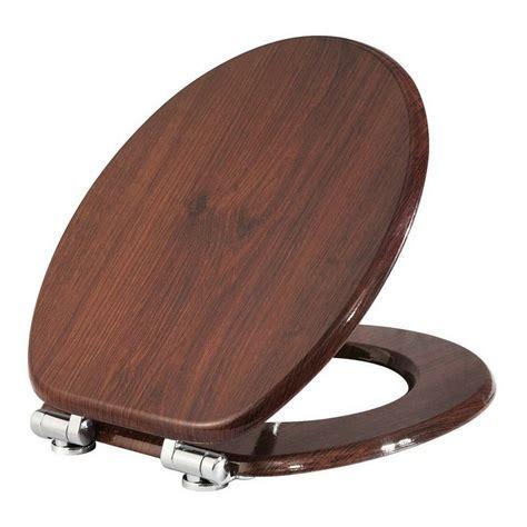 Toilettensitz Holz