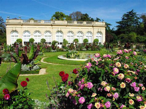 Toit Terrasse Printemps Paris Parc De Bagatelle  Paris Site Non Officiel Accueil