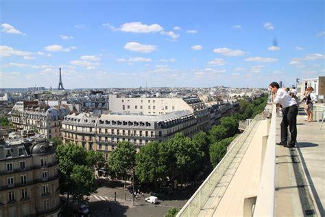 Toit Terrasse Printemps Paris
