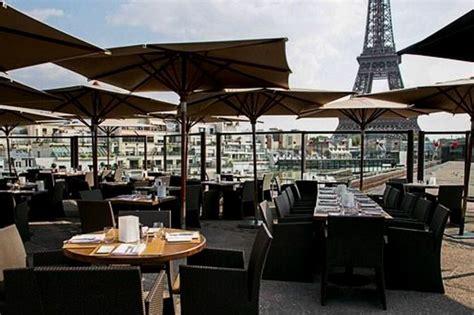 Toit Terrasse Quai Branly Restaurant Les Ombres Mus E Du Quai Branly Paris Le