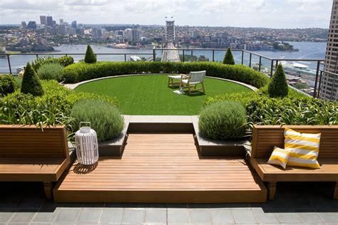 Toiture Terrasse Jardin Accessible