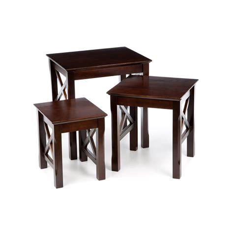 Toledo 3 Piece Nesting Tables