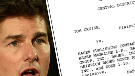Commercial Lawyer Mi6 Tom Cruise Admits Katie Holmes Fled Because Of Tmz
