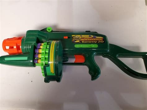 Tommy-Gun Tommy 20 Nerf Gun For Sale.