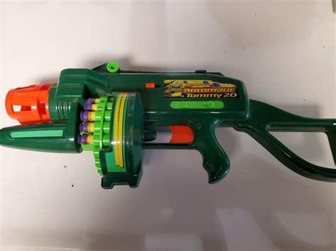 Tommy-Gun Tommy 20 Nerf Gun Price.