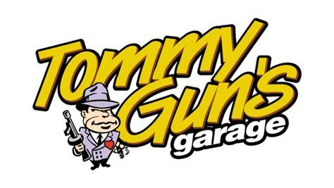 Tommy-Gun Tommy Guns Garage Discount.