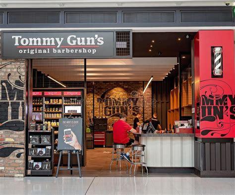 Tommy-Gun Tommy Guns Original Barbershop Ottawa On.