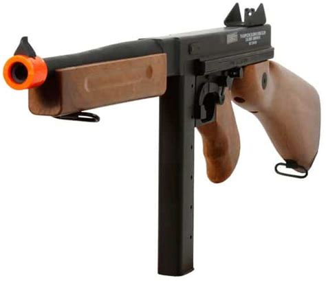 Tommy-Gun Tommy Gun Airsoft Review.
