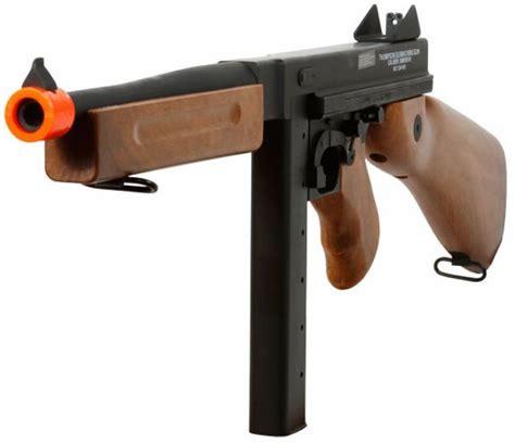 Tommy-Gun Tommy Gun Airsoft War.