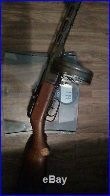 Tommy-Gun Tommy Gun Blank Firing Replica.