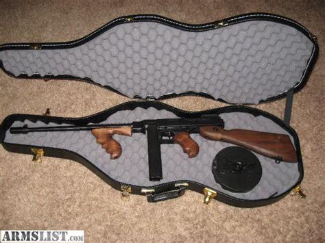 Tommy-Gun Tommy Gun Brand New.