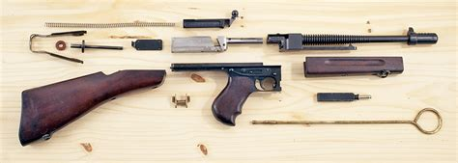 Gunkeyword Tommy Gun Build Kit.