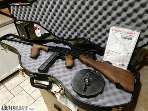 Gunkeyword Tommy Gun Guitar Case.